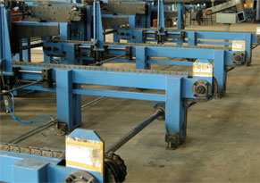 Bundle Feeding Chain Conveyer